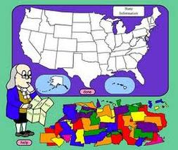 Social Studies Welcome To Ms Algers Th Grade - Us map testing results for 4th grade